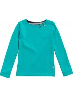 Waaaw longsleeve turquoise