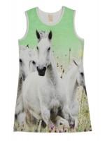 Wild jurk Yara Panel White Horses