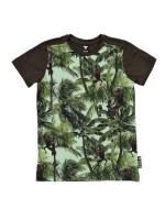 Wild t-shirt coconut army jongenskleding kinderkleding