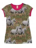 Wild t-shirt Marthy white horses