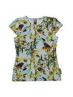 wild t-shirt yellowbells meisjeskleding kidswear