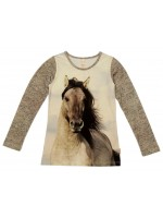 Wild longsleeve Marty Cool Horse
