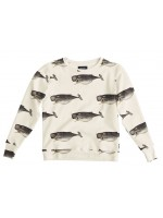 Snurk sweater whale dames